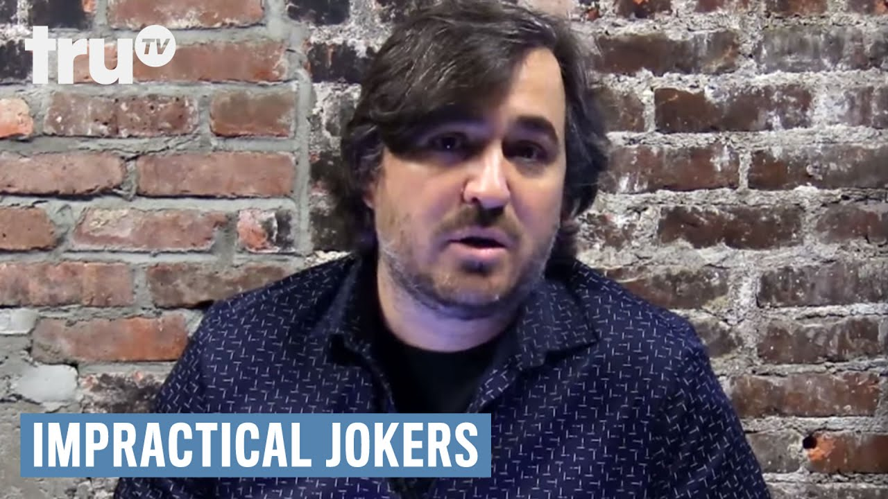 impractical jokers take q out of the ball game