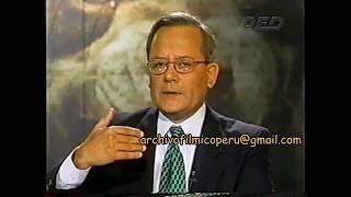 Cesar Hildebrandt - Caso Vladimiro Montesinos en la Revista Dominical