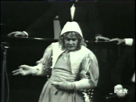 Robert HIRSCH  La cigale et la fourmi 1974 - version montée mais complète!!!