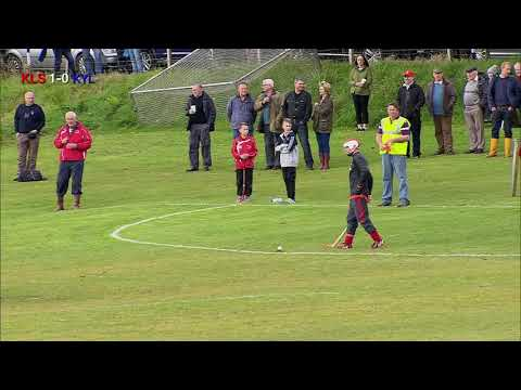 Kinlochshiel v Kyles Athletic Marine Harvest Premiership 23 09 17