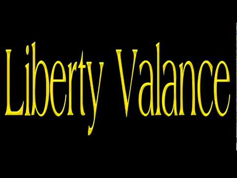 Burt Bacharach - The Man Who Shot Liberty Valance (lyrics)