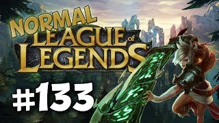 League of Legends Normal | #133 - Pantheon Messin