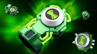Ben 10 Ultimate Alien DNA Alien Heroes & Hero Time Omnitrix