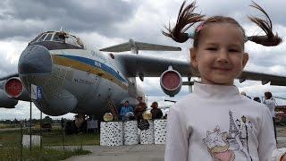 Самолеты, вертолеты в музей авиации гражданской и военной пришли на экскурсию || aviation Museum(Самолеты, вертолеты можно увидеть в большом количестве в музее авиации. В музее авиации представлены модел..., 2015-07-13T07:39:26.000Z)