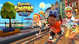 Subway Surfers Chicago Android Gameplay