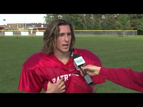 Pequot Lakes Football - Lakeland News Sports - September 17, 2014
