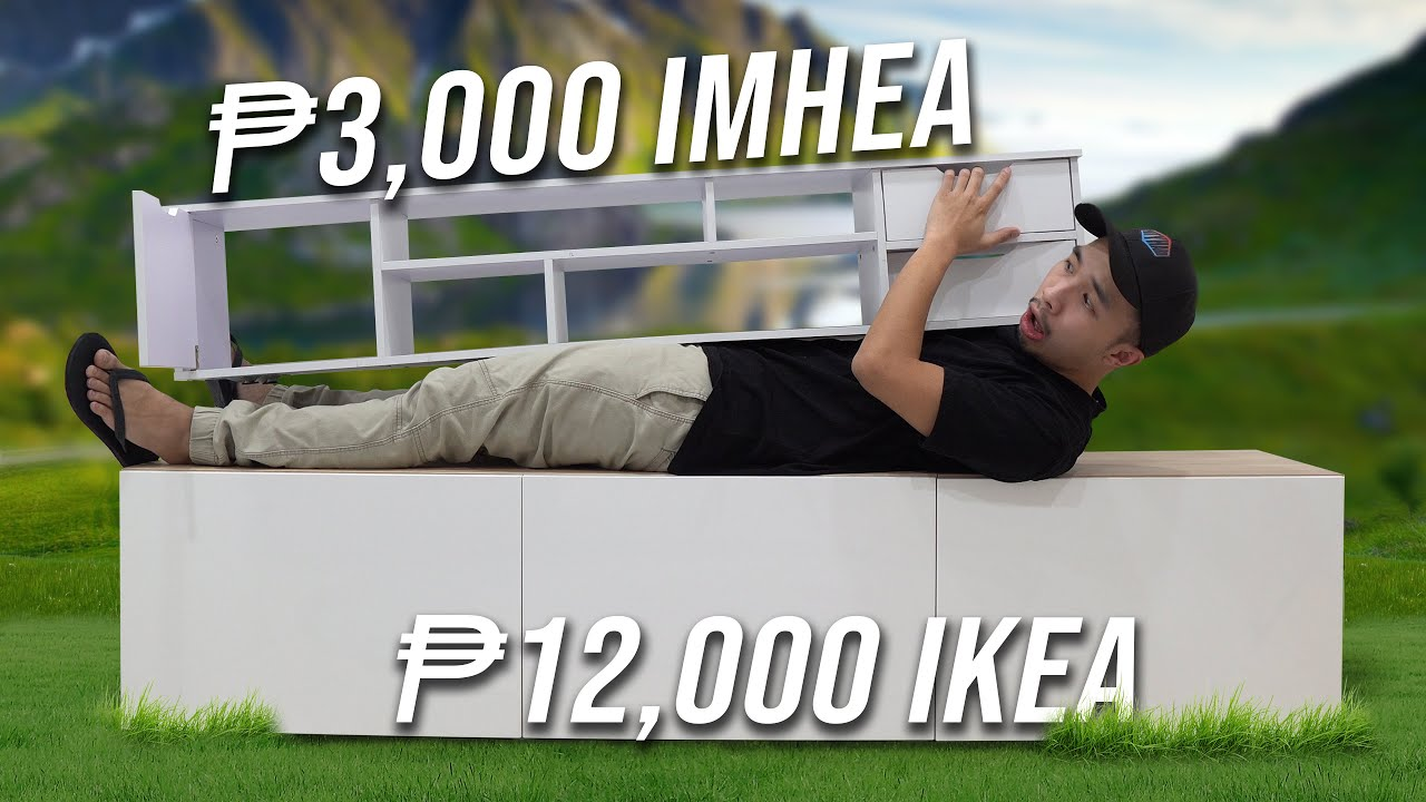 Sulit ba ang IKEA Furnitures? (Pinoy Architect Reviews)