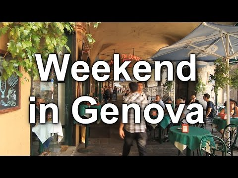 Weekend in Genova
