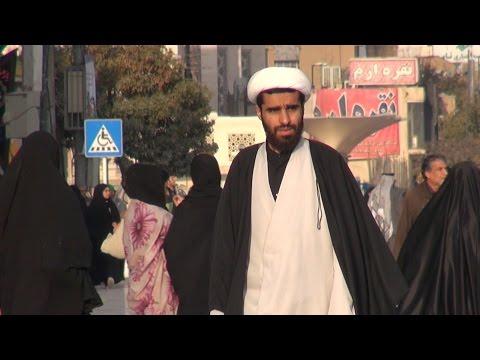 Visit to Qom - Iran