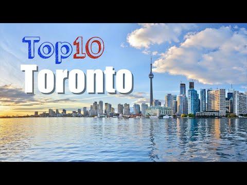 🇨🇦 Qué Ver En TORONTO, El Top 10 De La Ciudad. Canadá
