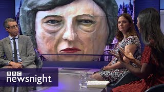 Is the PM back in command?   BBC Newsnight