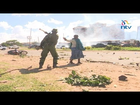 Police brutality monster rears ugly head again in Kayole, Nairobi
