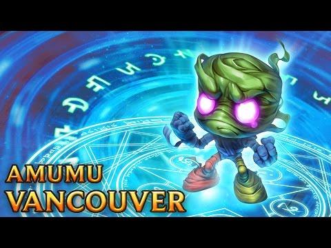 Vancouver Amumu - Skins lol