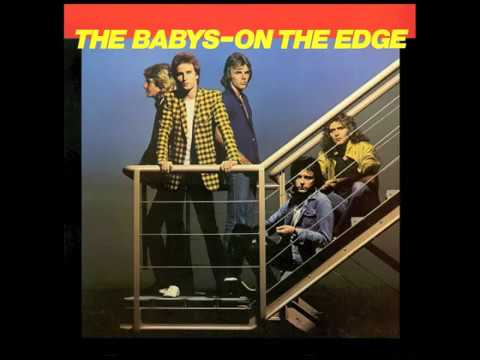 THE BABYS – On The Edge