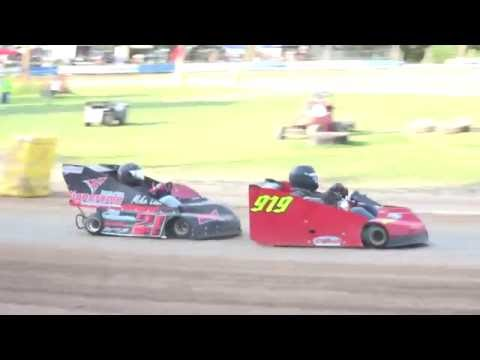 8-21-16  Central New York UAS 1/4 Pt Heat 1A at Starlite Speedway