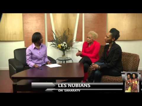Les Nubians on SaharaTV