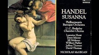 """G. F. Handel - """"Impartial Heav"""
