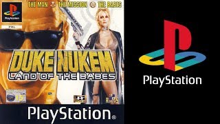 Duke Nukem: Land Of Babes 100% ALL SECRETS Walkthrough Gameplay NO COMMENTARY