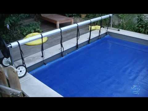 aufbau einer pool schwimmbad schwimmbecken ueberdachung. Black Bedroom Furniture Sets. Home Design Ideas