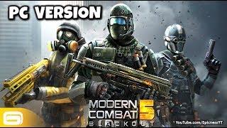 Modern Combat 5: eSports FPS - PC Version screenshot 3