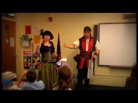 Fuguitt Elementary School - Becomin' A Pirate '13 A Pirate Literary Enhancement Project