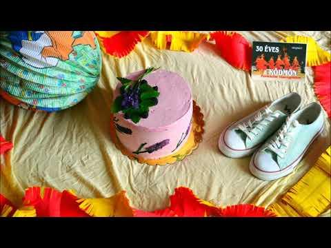 Levendula torta