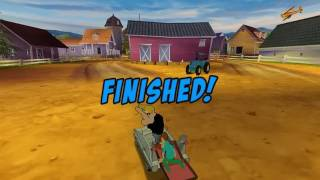 Cartoon Network Racing Gameplay Part 1