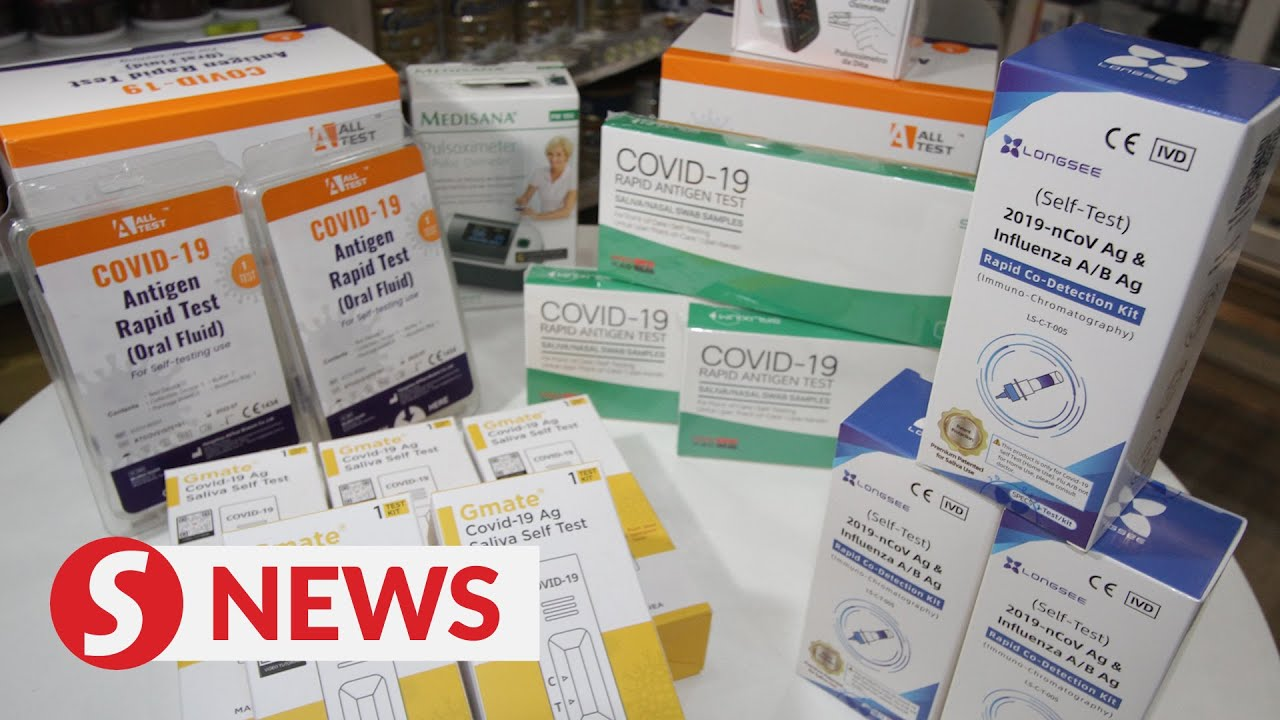 Covid-19: Prices for self-test kits to be lowered before school term starts – The Star