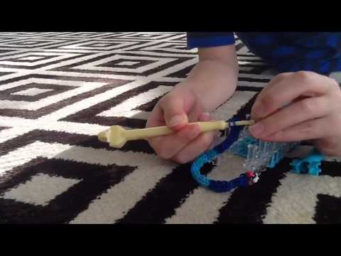 Rainbow Loom Easy Chevron