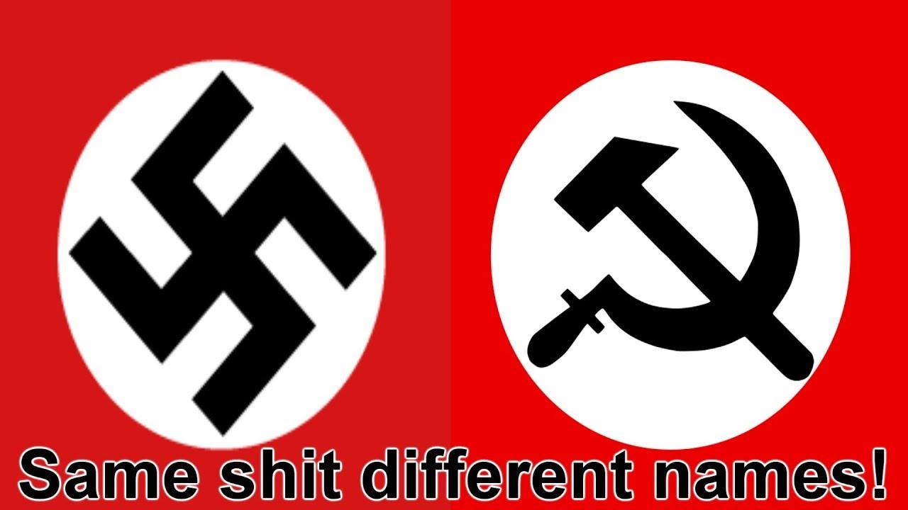 Image result for communism nazism