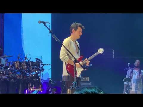 John Mayer Concert Kansas City Sprint Center 09/02/19