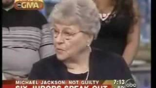 """Good Morning America"" Interviews the Jury that Acquitted Michael Jackson.PROOF THAT HE WAS INNOCENT"