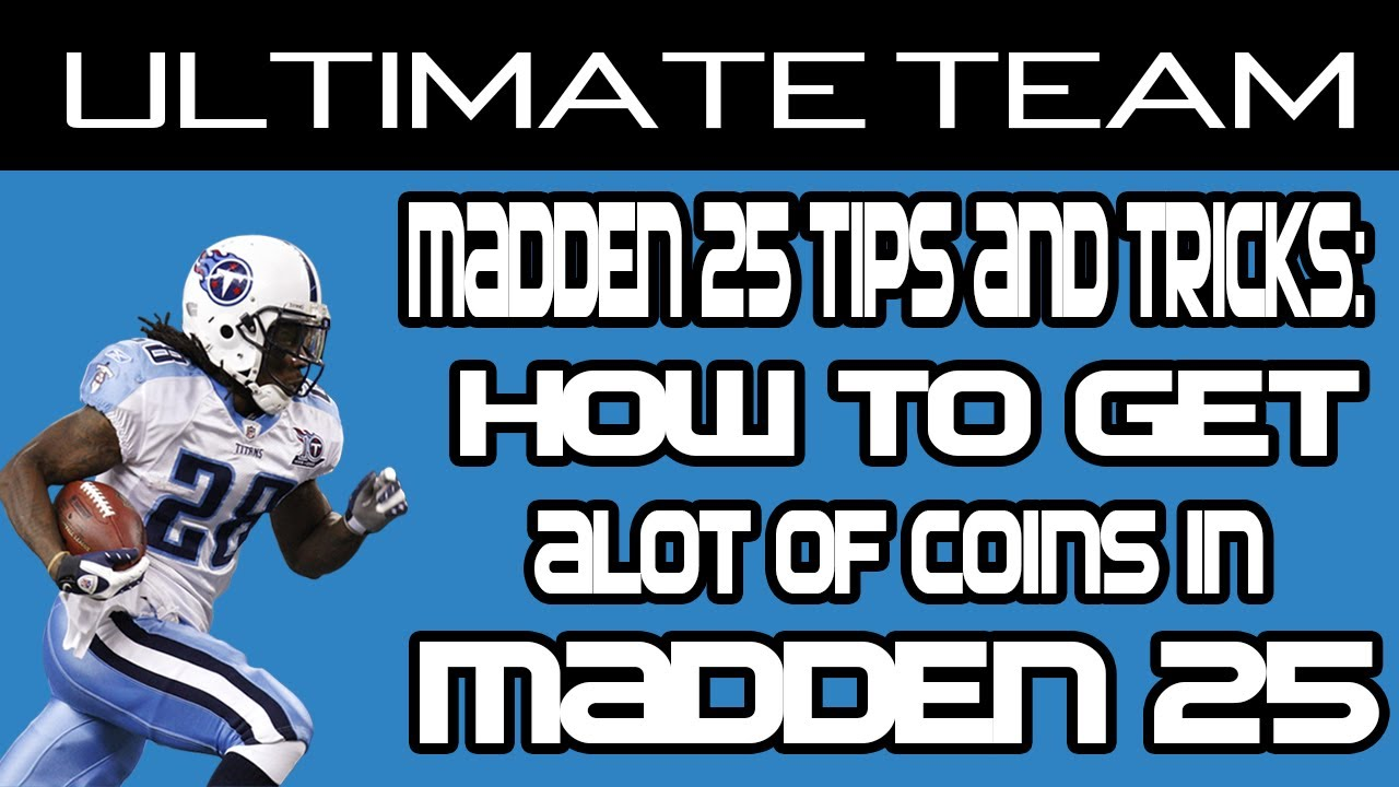 how to get free madden ultimate team coins