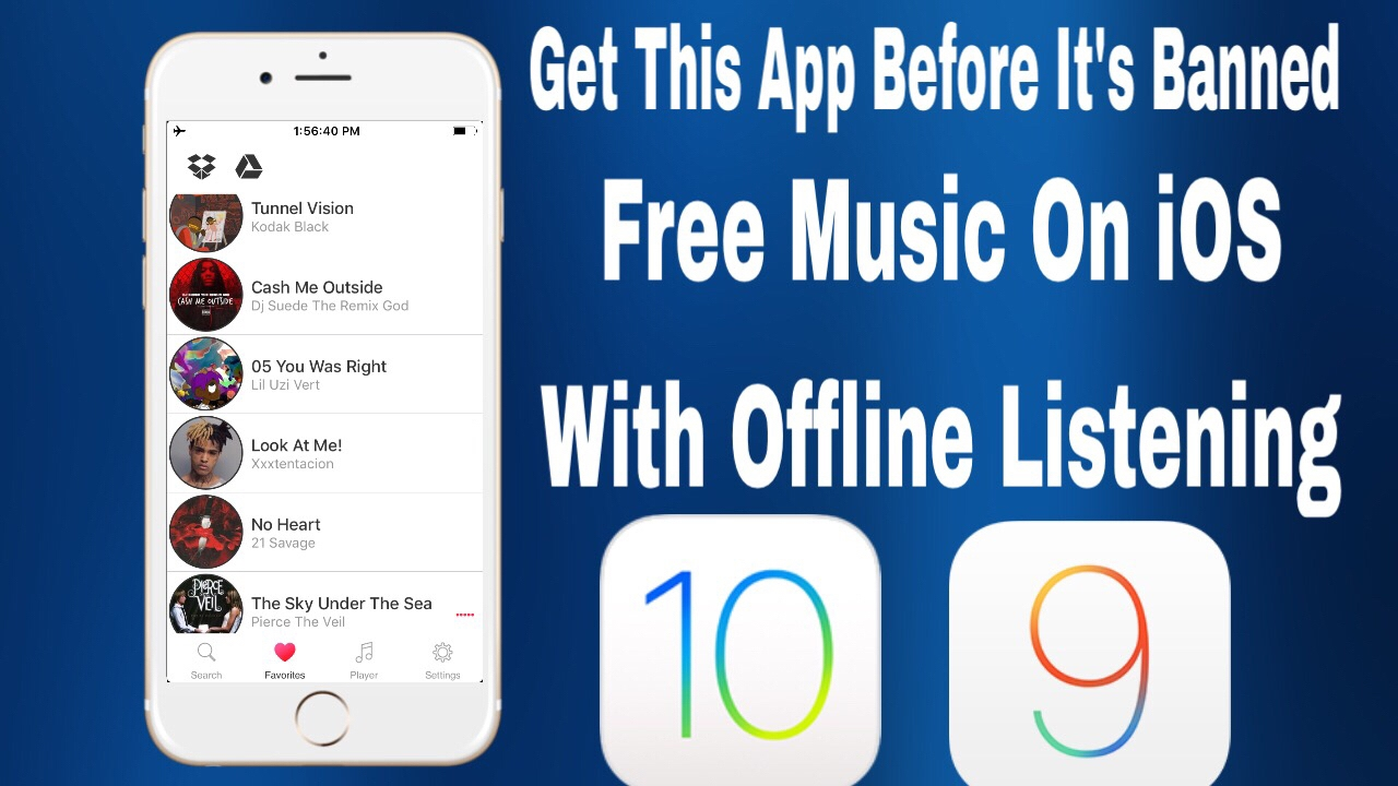 how to listen to music offline on youtube