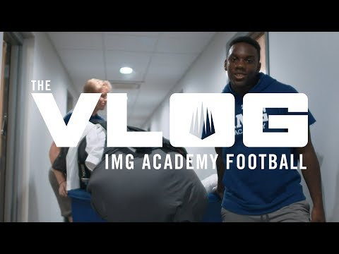 The Vlog   IMG Football -  Room Assignments