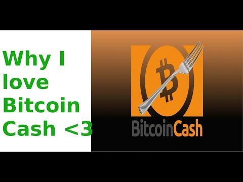 Why Bitcoin Cash?