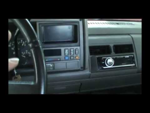 94 chevy 1500 wiring diagram cat5e wall jack '93 silverado radio noise solved - youtube