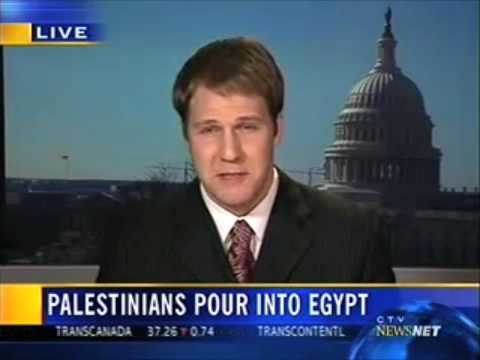 Gaza / Egypt Border Conflict: Analysis by Michael Shank
