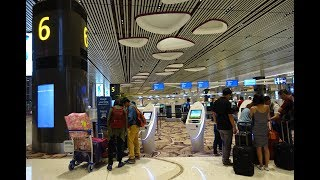 Changi T4 Off to Smooth Start, to Serve 20 Flights on First Day