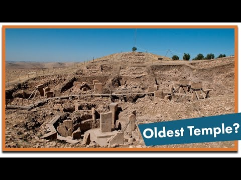 Göbekli Tepe: The World's Oldest Temple?