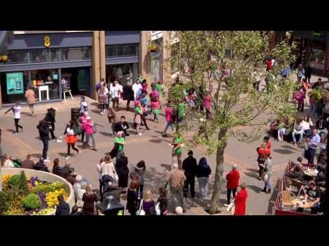 Colchester Flash Mob - Loveurcarcolchester 25th May