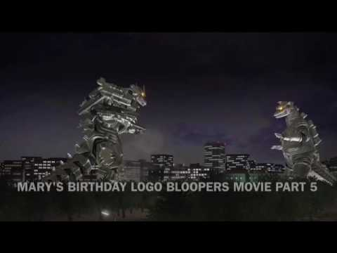 MARY'S BIRTHDAY LOGO BLOOPERS MOVIE FINAL PART 5