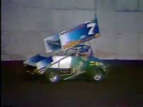 Mike Sargent - San Jose Speedway - Engine Problems
