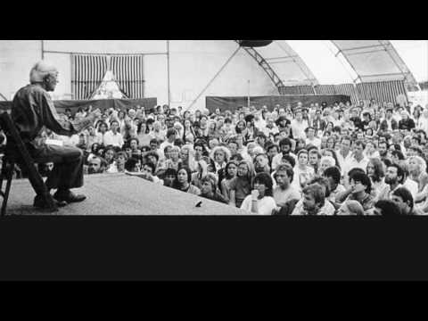 J. Krishnamurti - Saanen 1961 - Public Talk 4 - There is no learning, there is only seeing