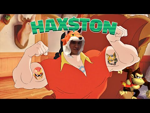 HAX$TON (Gaston from Beauty and the Beast)   Smash Bros. Parody