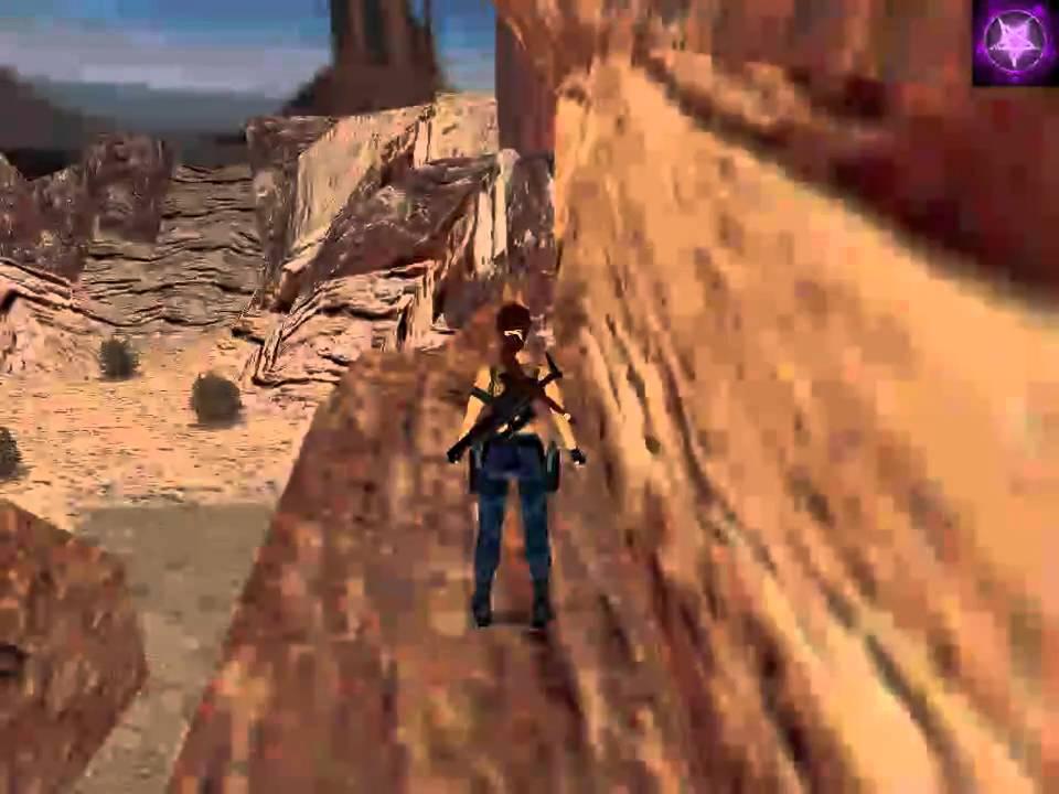 Tomb Raider 3 Adventures Of Lara Croft Unlimited Health Air And
