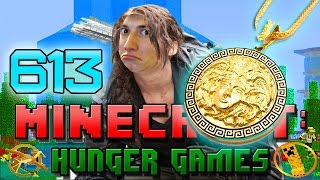 Minecraft: Hunger Games w/Mitch! Game 613 - All Gold Everything