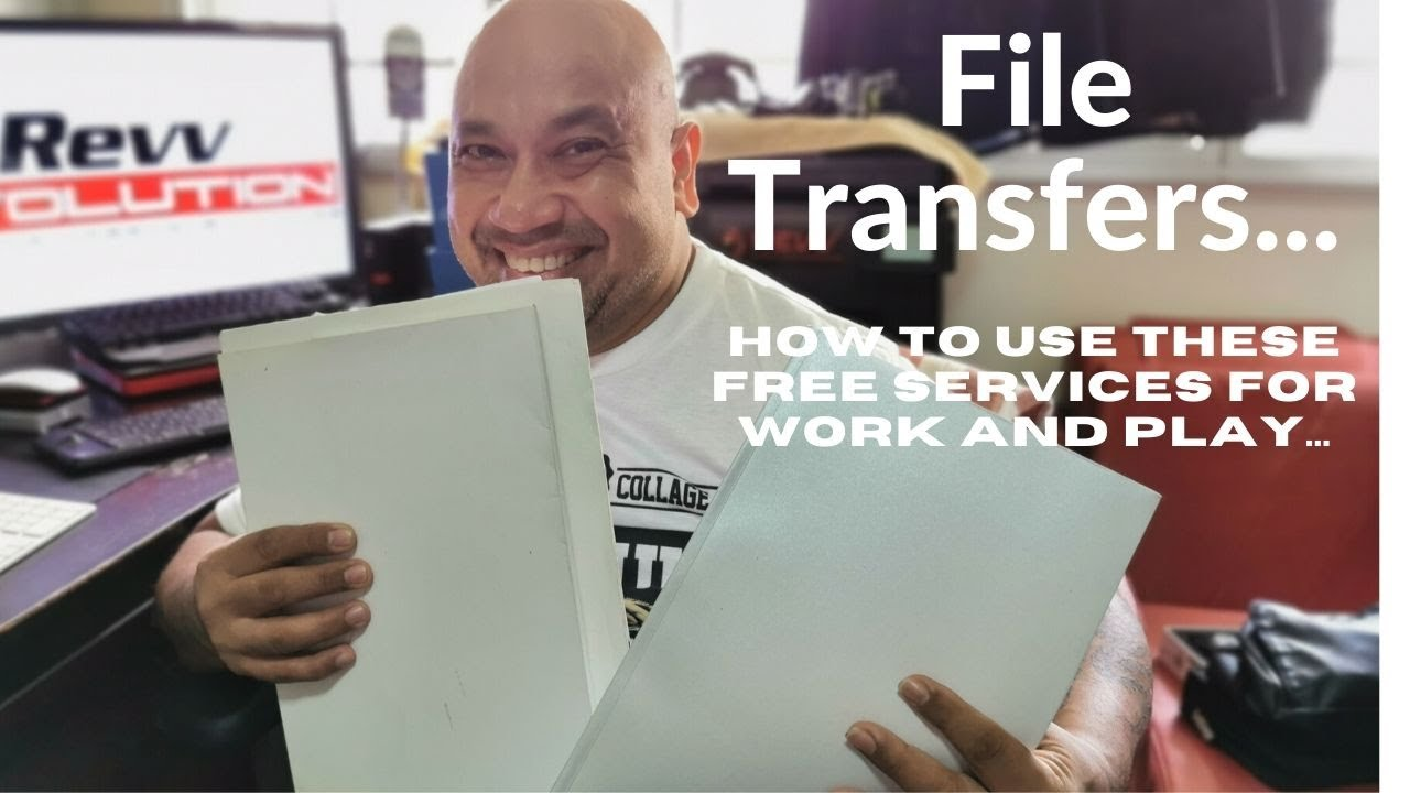 Free File Transfer websites and how to use them