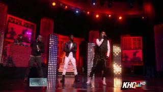 Black Eyed Peas - Boom Boom Pow (Ellen 2009) HD 720p