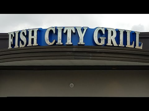 Live With Demonology At Fish City Grill